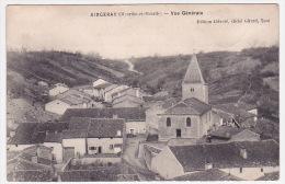 CPA - AINGERAY (Meurthe Et Moselle) - Vue Générale - Other Municipalities