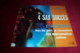 GUY  LAFITTE  °  4 SAX SUCCES  VOL 5   /   EXODUS  +++ - Musicals