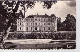 St-Martin D'Arcé.. Baugé.. Le Château De Grésillon.. Maison Culturelle De L'Espéranto - France