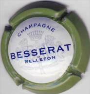 Plaque De Muselet Champagne BESSERAT-BELLEFON* - Champagne