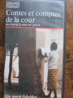 Eliane De Latour : Contes & Comptes De La Cour (Cassette Vidéo VHS) La Sept/Arte - Documentaires
