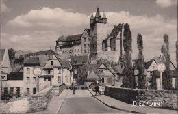 D-65582 Diez - Im Lahntal - Schloß - Straße - Diez