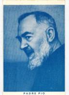 "IMAGE PIEUSE RELIGIEUSE Holy Card  Prentje : "" Padre PIO - Eglise Sacré Coeur Monaco "" Pietrelcina - Devotion Images"