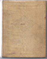 CAHIER DE CHANSONS écrit Par Un Soldat 3ème Régiment D'Infanterie 5ème Comp. Coulommiers - Alte Papiere