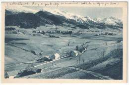 38 - LANS-EN-VERCORS - Vue Générale - Le Col De L'Arc Et La Moucherolle, Vus De Lolette - Autres Communes