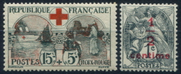 PROMOTION EXCEPTIONNELLE France Année Complète 1918 NEUF ** LUXE - Unused Stamps