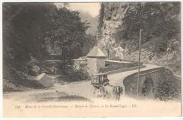 38 - LE GRAND LOGIS - Entrée Du Désert - Route De La Grande-Chartreuse - LL 156 - Autres Communes