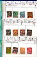 Carnet D´échange -MADAGASCAR  - Cote 243,05  €  - 9 Scans - Briefmarken