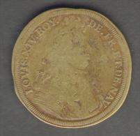DEUTSCHLAND / NURNBERG - RECHENPFENNIG - Lazarus GottliebLauffer - LOUIS XIV JETON - Monarchia/ Nobiltà