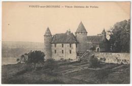 38 - VIRIEU-SUR-BOURBRE - Vieux Château De Virieu - Virieu