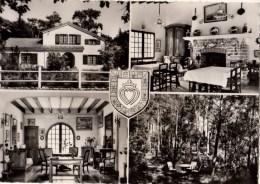 85---bois De La Chaise NOIRMOUTIER---LES PRATEAUX--pension Hotel Restaurant- -voir 2 Scans - Ile De Noirmoutier