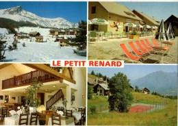 05---station De LAYE---bar Restaueant-le Petit Renard---voir 2 Scans - France