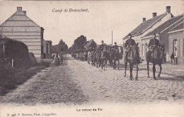 Brasschaet 49: Camp. Le Retour Du Tir - Brasschaat