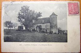 Cpa LEMBRAS 24 La Ribeyrie Haute - France