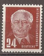 DDR 1950 - Michel 252 ** !!! - Neufs