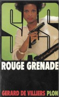 _ SAS _ N° 67 _ Rouge Grenade _ Gérard De Villiers - SAS