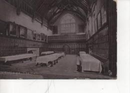 Cp D'etoeton Collège The Hall - Angleterre