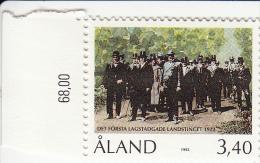Aland Mi 63** Cat 1.70 Euro - Aland