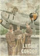 358-*SPAIN CIVIL WAR*WWII*10 UNCUT COUPONS*GUERRA CIVIL ESPA�OLA*OCA�A, TOLEDO 1942*LEGION CONDOR*