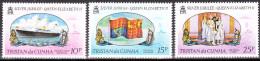 "Tristan Da Cunha 213-5 ""25 Jahre Regentschaft Von Königin Elisabeth II.""  MNH / ** / Postfrisch - Tristan Da Cunha"
