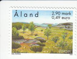 Aland Mi 157* Cat 2.00 Euro - Aland