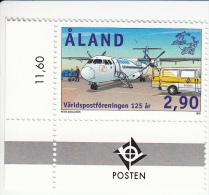 Aland Mi 161** Cat 1.20 Euro - Aland