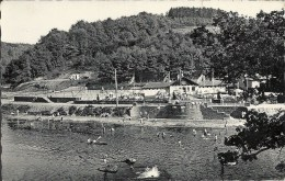 ALLE S/ SEMOIS : RECREALLE - Les Bains - CPA PEU COURANTE - Edit. : F. Perot-Willème - Belgique