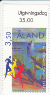 Aland Mi 163** Cat 1.50 Euro - Aland