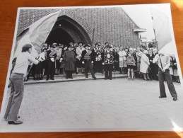 Merksem  Viering 50 Jaar Priester Frans De Ridder  St Jozefparochie  28 Mei 1981 - Personnes Identifiées