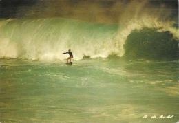 Le Surf - Photo A. De Roll/Top - Carte Grand Format (12x17), Non Circulée - Postcards