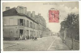 CPA ( Bondy , Rue De La Gare ) - Bondy