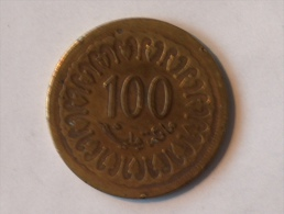 TUNISIE 100 Millim 1960 1380 - Tunisie