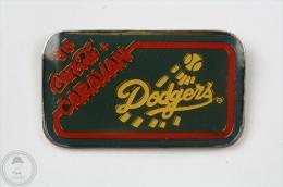 LA Dodgers Baseball 1986 Coca Cola Caravan - Pin Badge #PLS - Coca-Cola