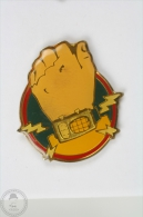 Walt Disney Dick Tracy Watch - Pin Badge #PLS - Disney