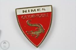 Nimes Olympique Football Club - Pin Badge #PLS - Fútbol