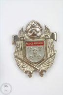 Sapeurs Pompiers  Logo - Roquefort  - Pin Badge #PLS - Bomberos