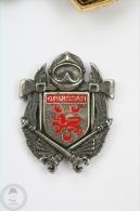 Sapeurs Pompiers  Logo - Gruissan - Pin Badge #PLS - Bomberos