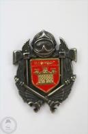 Sapeurs Pompiers  Logo - Magnoac - Pin Badge #PLS - Bomberos
