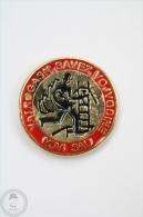 Vatrogasni Savez Vojvodine Novi Sad - Pin Badge #PLS - Bomberos