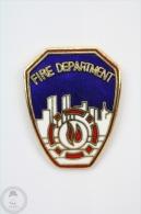 New York Fire Department Logo - Pin Badge #PLS - Bomberos