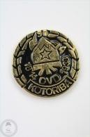 Kotoriba Fire Department - 1814 DVD 1938 - Pin Badge #PLS - Bomberos