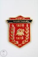 Vukovar Croatia, Fire Department - 1875 DVD 1975 - Pin Badge #PLS - Bomberos