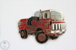 Sapeurs Pompiers 18 - Fireman/ Firefighter Camion Pin Badge #PLS - Bomberos