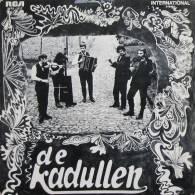 * LP *  DE KADULLEN (Belgium 1971) - Country En Folk