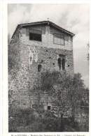 POSTAL    PALERA  - GERONA - BASÍLICA SANTO. SEPULCRO ( SIGLO XII) -DETALLE DEL PRIORATO - Gerona