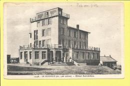 CPA 88 Gerardmer  Hohneck  Hotel Belvedere (  HENRI LITAIZE ) - Hotels & Restaurants