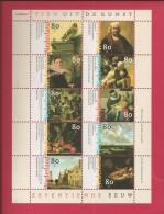 NEDERLAND, 1999, MNH Sheetlet, 17th Century,  , F2467 - Blocks & Sheetlets