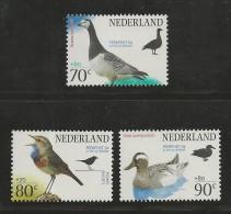 NEDERLAND, 1994, MNHstamps, Fepapost Birds, Nrs. 1501-1503, #5545 - Period 1980-... (Beatrix)
