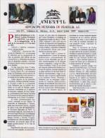 G)1997 MEXICO, AMEXFIL MAGAZINE, SPECIALIZED IN MEXICAN STAMPS, YEAR XV VOL. 15-MAY-JUN- 1997-NUM. 84, XF - Riviste: Abbonamenti
