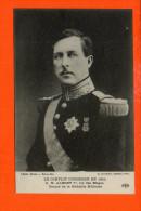 Le Conflit Européen En 1914 S.M.. Albert 1er , Roi Des Belges - Personnages